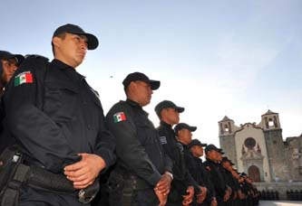 Policia La Paz