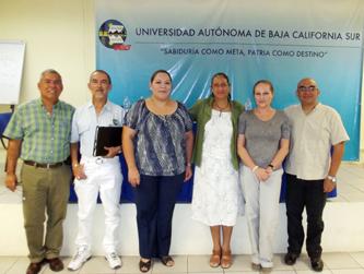 Reyna Ibañez Pérez investigadora UABCS