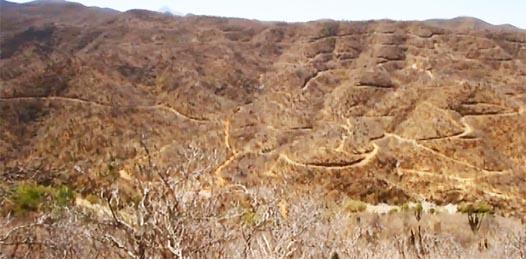 """La Secretaría de Economía """"a favor del fomento a la minería"""" en BCS"""