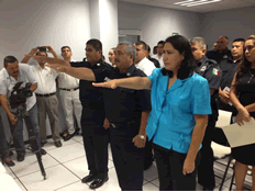 Cuerpos de seguridad Los Cabos