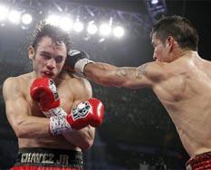 El entrenador del boxeador mexicano critica las actitudes de Julio en su pelea contra Maravilla Martínez.