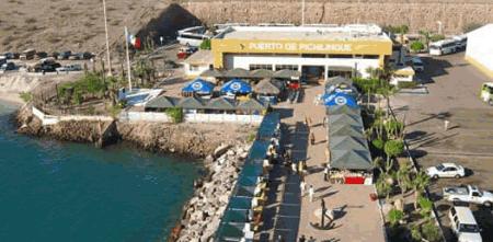 Puerto de Pichilingue BCS