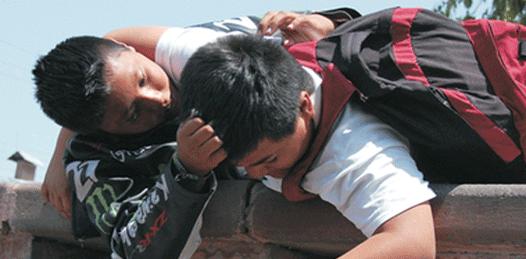 """Dominan 6 """"bullys"""" a la primaria Jerónimo Ahumada"""