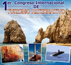 En puerta Congreso de Turismo Alternativo