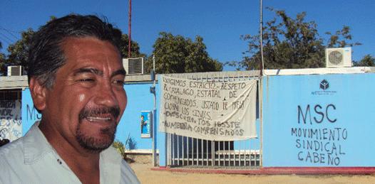 Hasta La Paz y Comondú se expande la inconformidad magisterial cabeña