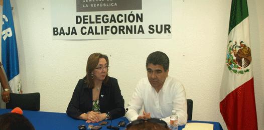 Instala la PGR  la primera mesa especializada en trata de personas del país