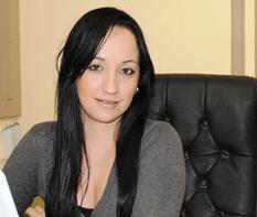 Nadia Meza Montaño.