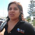 directora del Programa Institucional de Prevención del Delito de la PGJE, Itzel Josafat Hernández Paniagua