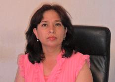 La directora de Cultura, Laura Chacón Cárdenas.