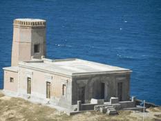 El Faro viejo de Cabo San Lucas