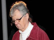 La monja Mary Anne Rapp