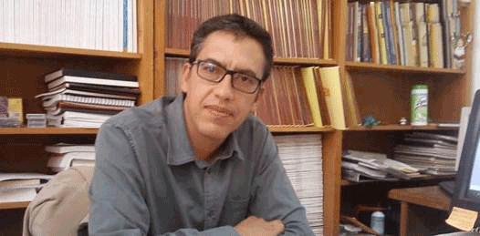 oberto Ortega Ruiz, investigador del Centro de Investigación Científica y de Educación Superior de Ensenada