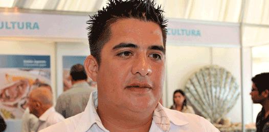 El líder de la Federación de Cooperativas Pesqueras de Pacífico Norte (FEDECOOP), Alejandro Tirado Martínez.