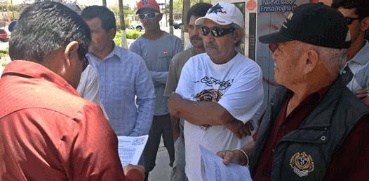 Favoritismo en programas de SEPESCA, denuncian pescadores
