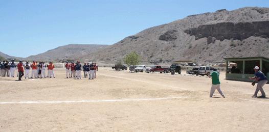 emporada de verano de liga de beisbol