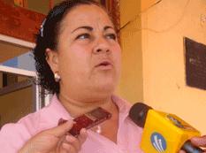 regidora Emilia Vega Uribe, presidente de la Comisión de Protección Civil