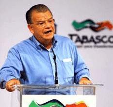Ex gobernador Andrés Granier.