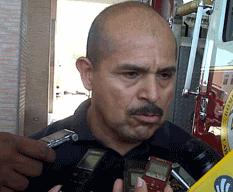 El sargento Jorge Barrera