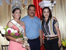 coronación de la reina del día del estudiante del CBTIS No. 69