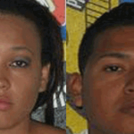 Lakecia Necole Alford y Erick Romero Cuevas.
