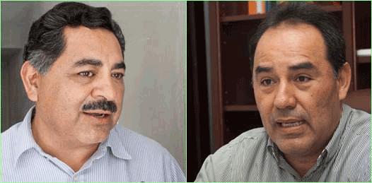 Santiago Cervantes Aldama y Alberto Espinoza Aguilar dieron a conocer su renuncia en SSA el pasado 13 de junio y en SEP el 17 de junio respectivamente.