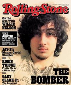 Dzhokhar Tsarnaev.