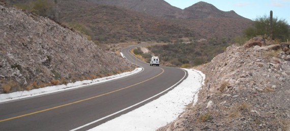 carretera Traspeninsular