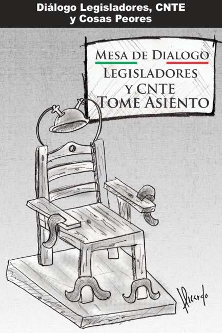 Legisladores CNTE