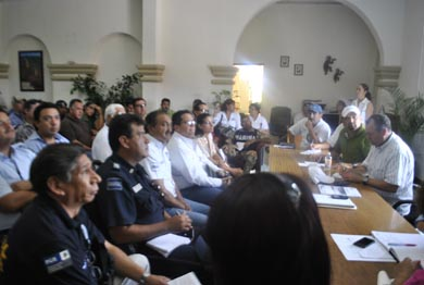 Protección Civil Loreto