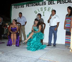Inauguran Fiestas Patronales de Las Barrancas