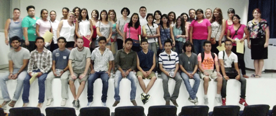 Estudiantes de intercambio