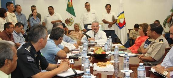 Consejo Estatal de Protección Civil