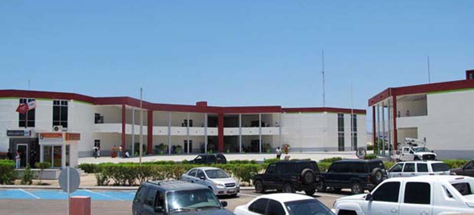 Ayuntamiento de La Paz
