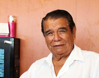 """osé Antonio """"El Chino"""" Estrada"""