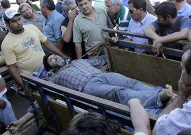 Juan Vilva, sindicalista crucificado