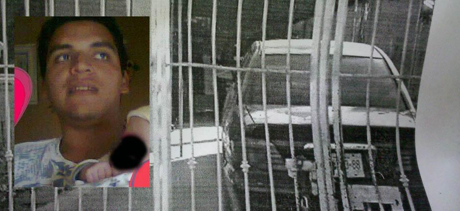 José Ramón Espinoza Márquez de 24 años de edad, quien conduce un Mitsubishi negro, de placas CZK 7388, permanece desaparecido desde el sábado después de salir de trabajar, por lo que sus familiares piden apoyo a la comunidad en caso de verlo o saber algo de su paradero.