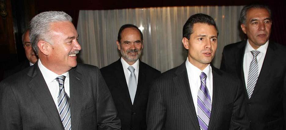 Marcos Covarrubias Enrique Peña Nieto