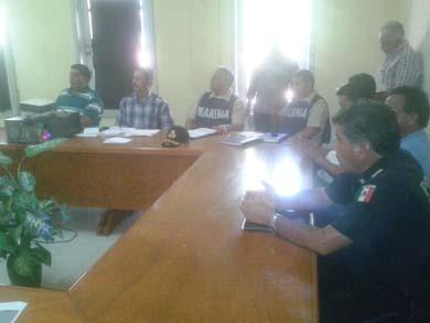 Consejo Municipal de Protección Civil del Municipio de Mulegé