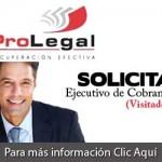 Prolegal (oferta de empleo)