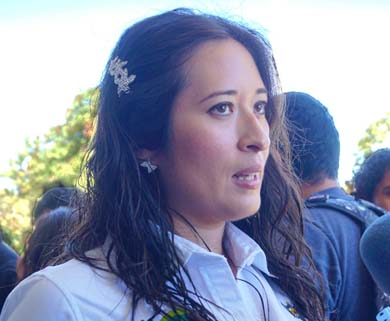 Rocío Sánchez Araujo