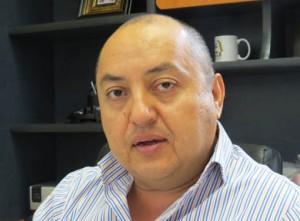 Oswaldo Murillo, síndico municipal.