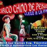 Circo Chino de Pekin