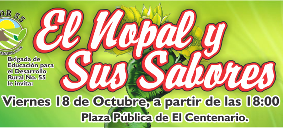 El Nopal y Sus Sabores