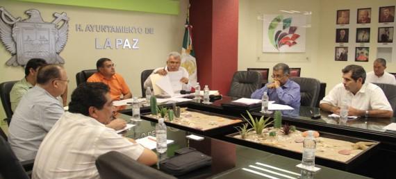 El Comité Técnico del Fideicomiso para la modernización del transporte público