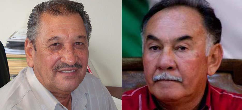 Ángel Salvador Ceseña y Ramón Alvarado Higuera
