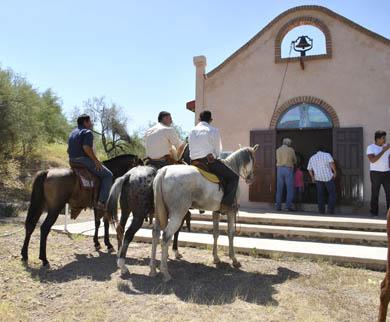 comunidad de San Nicolás