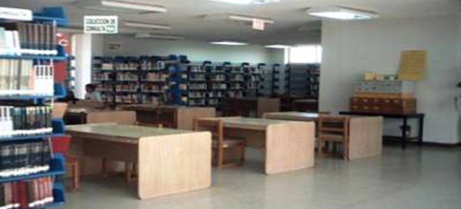 Biblioteca Leopoldo Ramos Cota