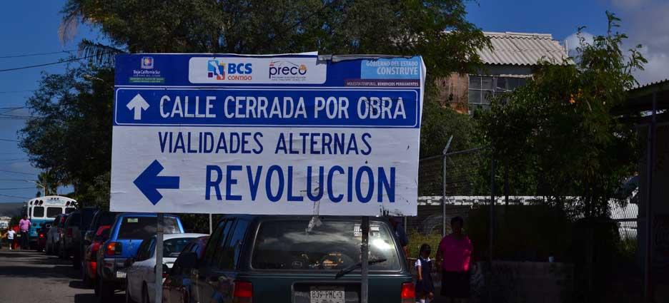 La calle Revolución de 1910