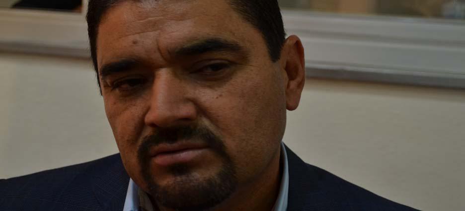Alcalde Jorge Aviles Perez