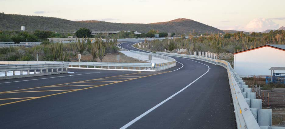 Carreteras SCT